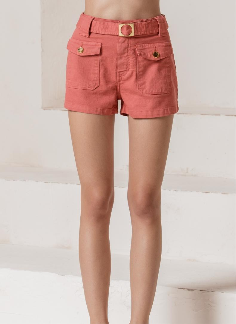 SHORTS FEMININO FASHION